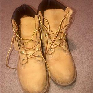Women's Tim Boots